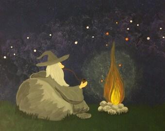 Wizard Art