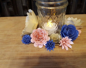 Stunning Paper Flowers, wedding decor