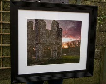 Old Mellifont Abbey ***Limited Edition*** ***FREE SHIPPING***