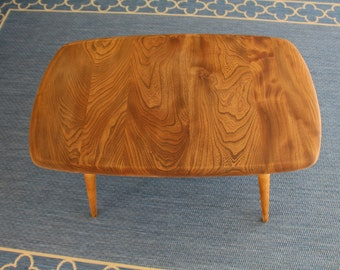 Mid Century Ercol Coffee Occasional Side Table