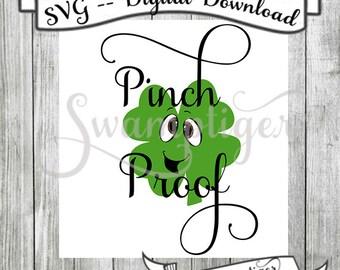 Pinch Proof, Saint Patrick's Day