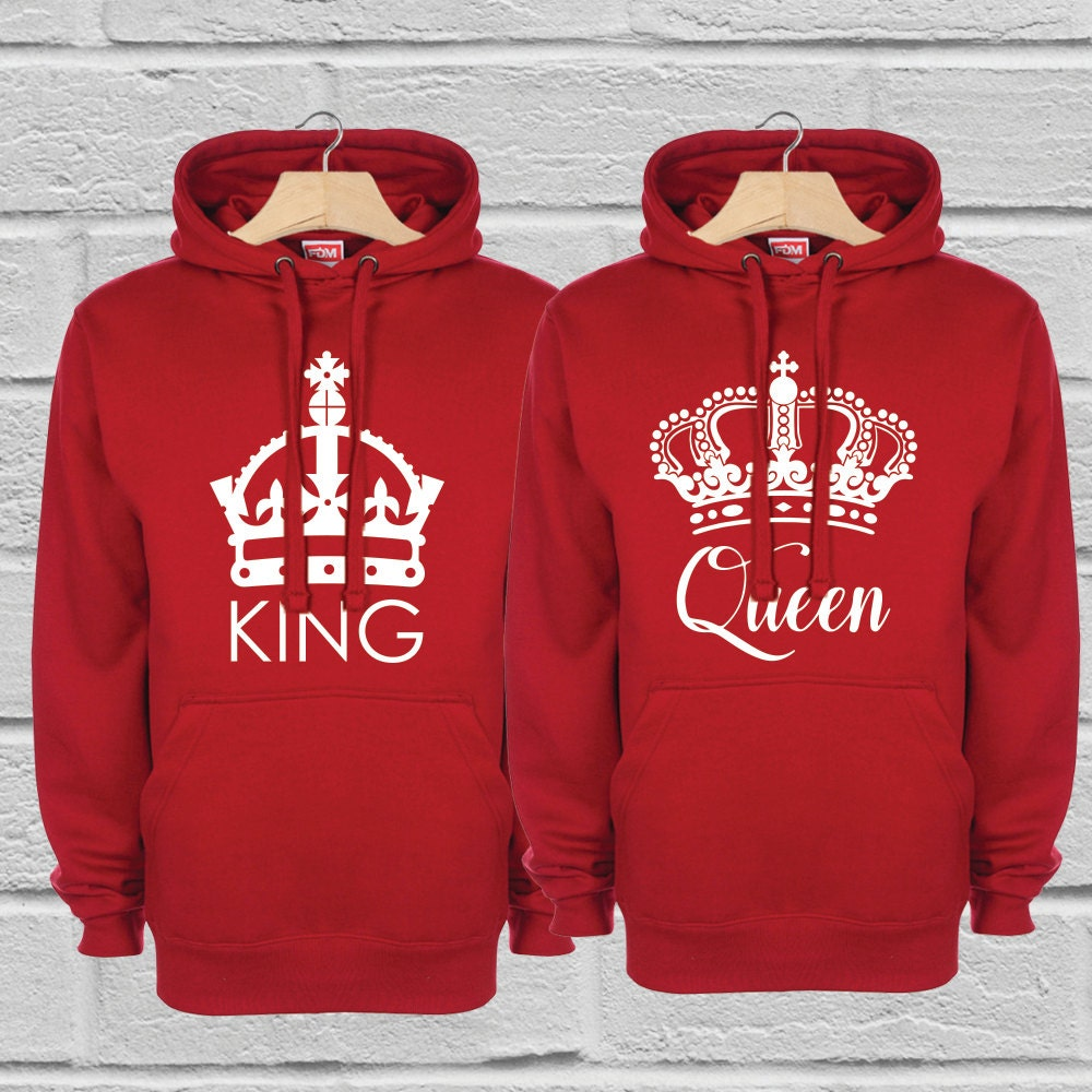 king and queen hoodies couples hoodies mr and mrs by byrhonnie. Black Bedroom Furniture Sets. Home Design Ideas