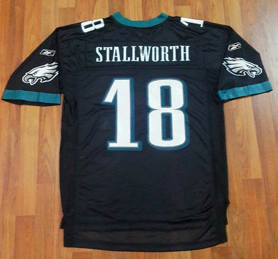 d54d216ec 70%OFF Rare EAGLES NFL STALLWORTH jersey L size by MRVINTAGECOLLECTION