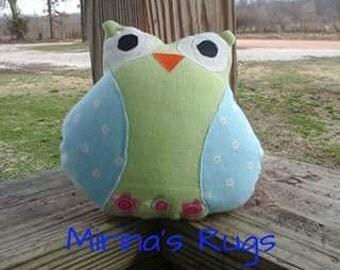 Owl Memory Buddies