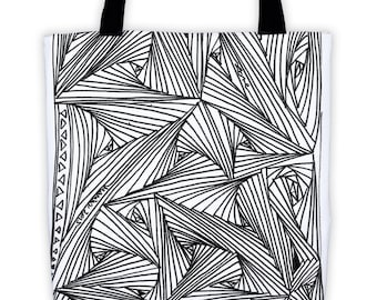 Tote Bags for Arty Girls and Guys on the Go