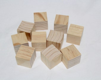 Baby Blocks, Wooden Blocks, Wooden Toys, Wooden Decor, Nursery Decor, DIY blocks, Baby shower gift,