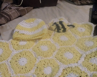 Bumble Bee Baby Set