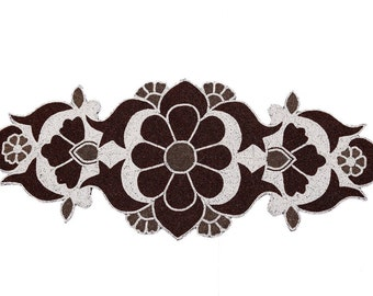 Handcrafted Table Runners, Table Runners, Place Mats, Beaded Table Runners