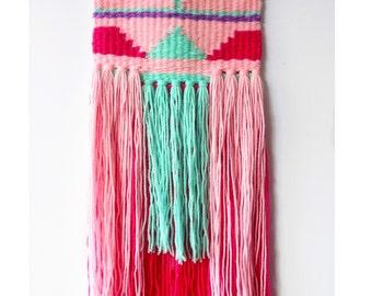 Polkadot Paige Weave (Wall Hanging)
