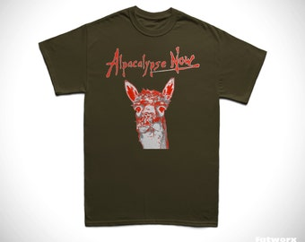 Fatworx Collective - Alpacalypse Now - T-shirt