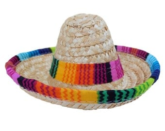 Dog Sombrero - Dog Costume For Halloween - Funny Dog Clothes