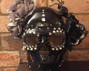 Spider Skull Mask