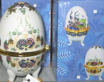 Сasket egg vintage