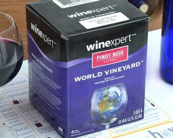 Small Batch Pinot Noir Recipe Pack