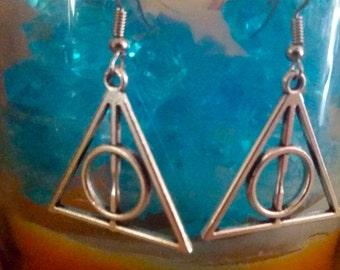 HP-inspired Charm Earrings