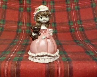 """6"""" tall doll figurine"""