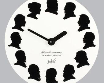 Designer Wall Clocks Etsy