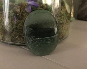 Green Adventurine Cabochon