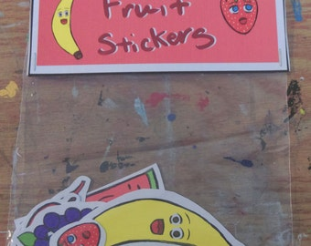 Fruit Stickers