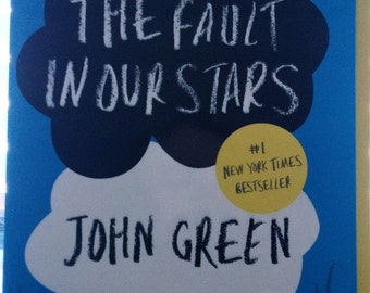 The Fault in our Stars + Chamomile Romance (2 oz.)
