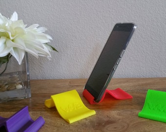 Awesome Colorful Cool Smartphone and Table Holder