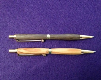hand turned mechanical pencils