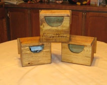 Hand Made Prayer Box   Solid pine