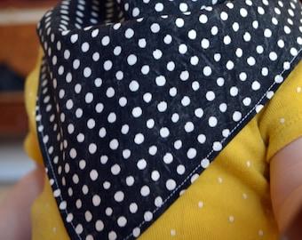 Cotton Babe-Kerchief - Spots