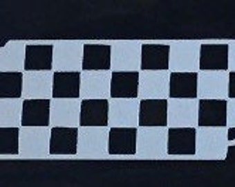 Tennessee Checkerboard Decal