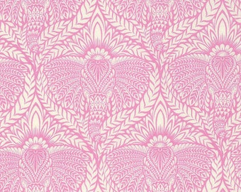 Tula Pink - Eden Collection- Deity in Orchid by the half metre