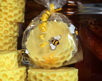 Ginger Honey Goat's Milk Soap