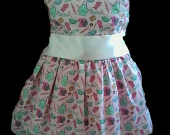 Adult baby dress- fancy dress- Party dress- pink-