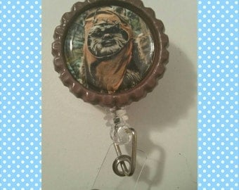 Star wars ewok ID badgeholder