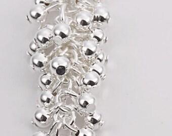 925 sterling silver tassel