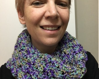 Bulky Crochet Cowl - Made to Order