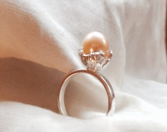 The Sea has It's Pearls Ring