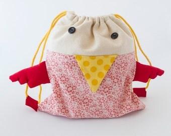 KIDS MINI BAG Lunch Owl Luna