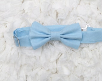 Light Blue Bowtie