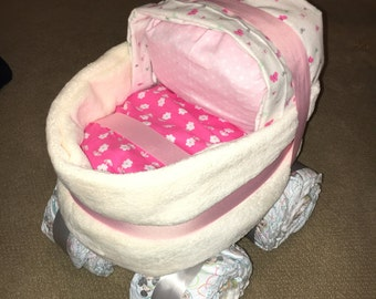 "Diaper Carriage ""Cake"""