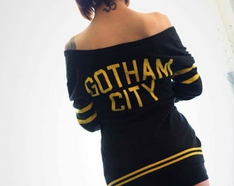Gotham Back
