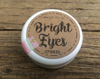 Bright Eyes organic eye cream