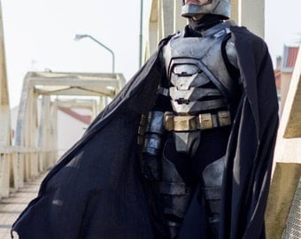 "Batman Armor Costume ""Dawn of Justice"""