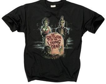Return Of The Living Dead T shirt night