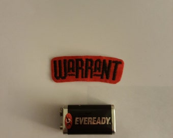 warrant patch (small)