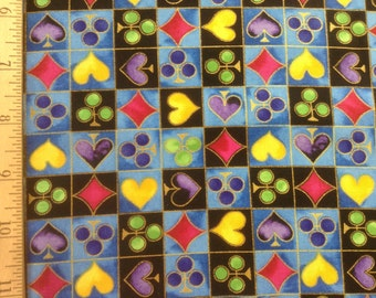 Robert Kaufman      Hearts, Diamonds, Clubs, Spades      #3066