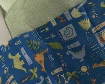 SALE! Flannel Baby Blanket 2-set