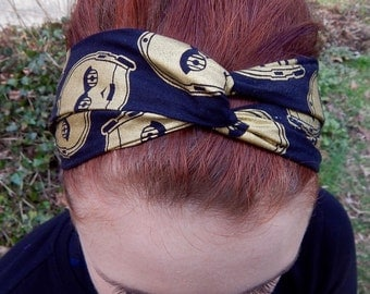 Star Wars Turban Twist Headband: C3PO