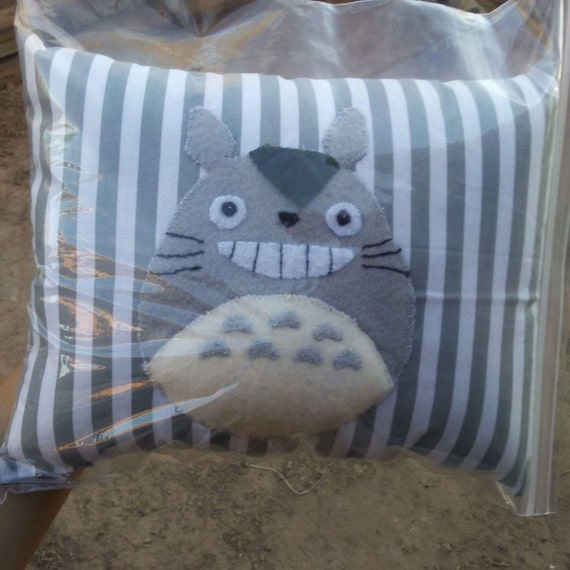 Totoro Mini Pillow