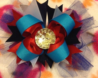 hair bows style items similar to green grosgrian boutique style hair 8915 | il 340x270.985016763 d5yh