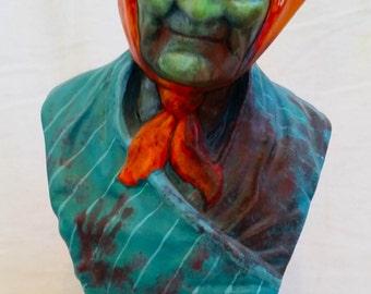 Zombie Babushka
